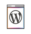 Wordpress Development Icon